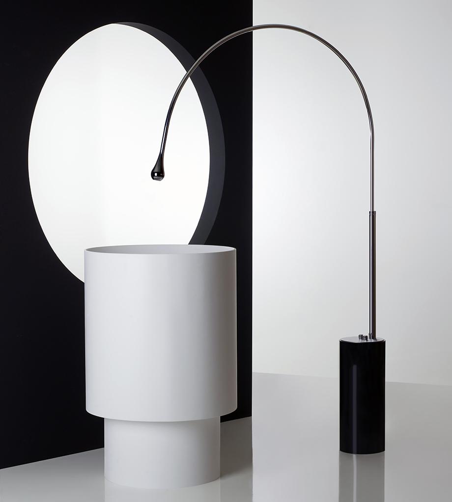 gessi goccia floor faucet white pedestal stona gessi goccia luxury faucet the panday group