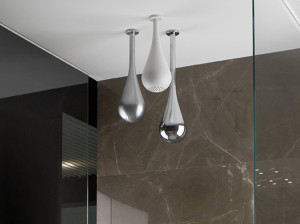 Gessi Goccia shower headsCU
