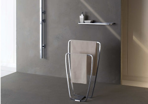 Gessi Mimi shower and towel rack