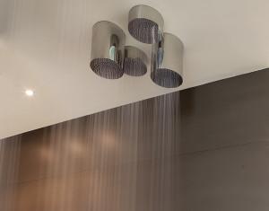 Gessi Segni shower round