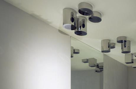Gessi Segni shower systems